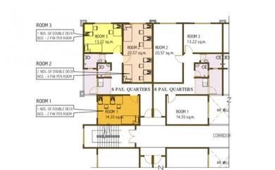 MENGGATAL Apartment