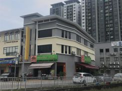 Partial Office space for rent Presinct Alami section 13 shah alam