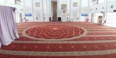 Karpet Masjid Surau Pejabat Dewan