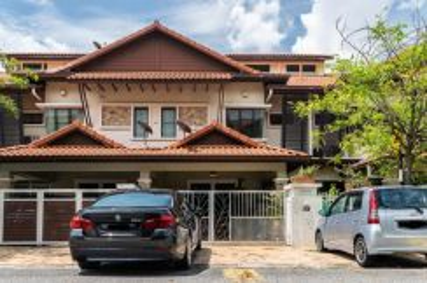 2 Storey Terrace Alam Impian Shah Alam Seksyen 35 FREEHOLD NON BUMI