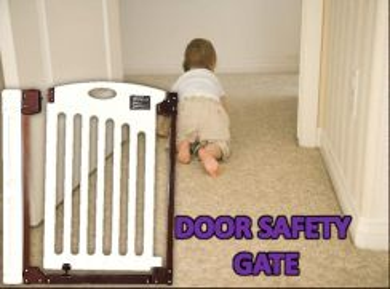 DOOR SAFETY GATE (o)