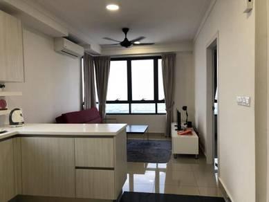 Solstice Pan'gaea Paragon Cyberjaya 1 bedroom fully furnished MMU
