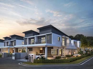 (20% Rebate for 1st 30 buyers) New House 2-Storey Kajang, Freehold