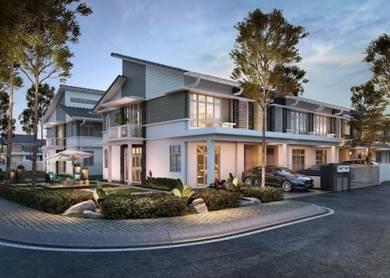 (20% Rebate for 1st 30 Buyers), New House 2-Storey, Bangi, Freehold