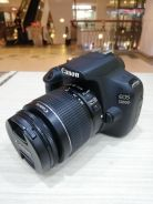 Canon eos 1200d with 18-55mm is ii kit-sc 38k only