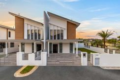 [80k Cashback,100% LOAN] 22x85 2 Storey House Putrajaya Alam view