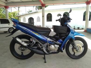 Yamaha 125z cantik