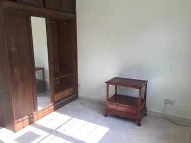 Sri Ara Apartment - Apr 2018 (Lelaki) Master room