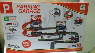 Parking Garage Hot wheel