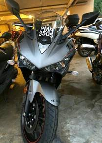 2016 Yamaha R25 for sale