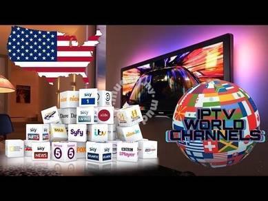 Live 3000+ Siaran Wonder UHD Tv Box Decoder