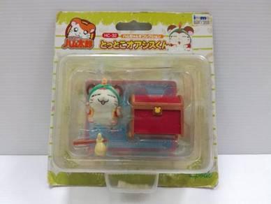2002 Hamtaro Little Figures Set B