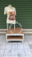 Boltless Display Table Custom Made