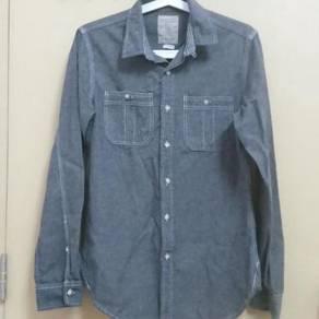 Casual Grey Shirt