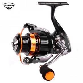 Pro Beros Fish Track Spinning Reel (Black)
