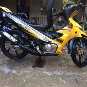 2010 Yamaha 125ZR