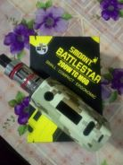Vape - battlestar set with subtank mini