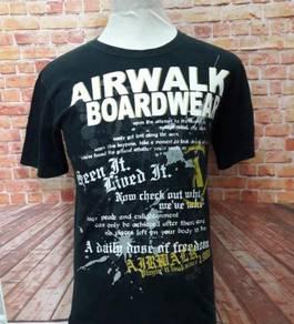AIRWALK T-SHIRT sz M