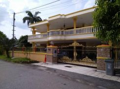 Bungalow for sale (taman paroi jaya)