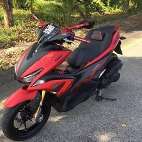 2017 Yamaha NVX 155cc