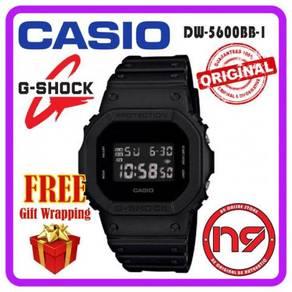 Casio G-Shock DW-5600BB-1 Digital Men Black Watch