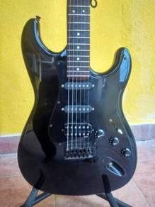 Guitar custom fender