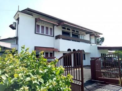 FREEHOLD Bungalow Jalan Rasah,Seremban Town