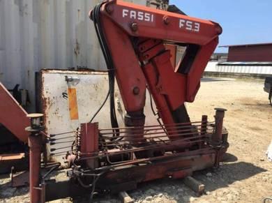 Fassi F5.3 crane