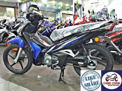 Honda Wave125 Fi Low D/P Loan Easy Zero GST