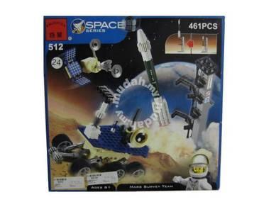 Enlighten 512 - Mars Survey Team building block