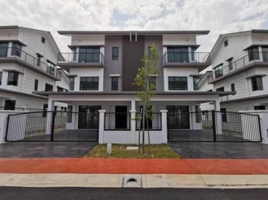 Villa Astana 3-Storey Semi-D Cluster House, Brand New Unit at Kajang