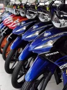 Honda dash 125 offer low deposit