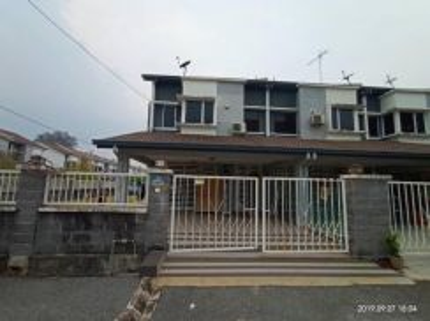 CORNER LOT & RENOVATED - 2 Sty Bandar Laguna Merbok 3,701 sq.ft