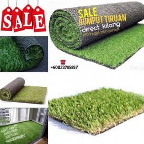 Pemborong rumput tiruan murah artificial grass