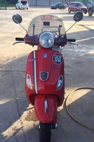 2013 Vespa LT 150