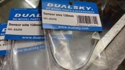 DUALSKY Brushless Motor SENSORED CABLE Wire 120MM