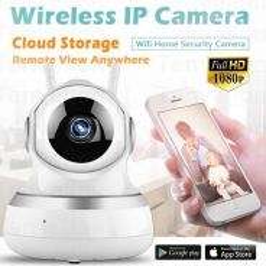 CARE HOME 720p WiFi P2p cloud Ip Ptz Cctv Camera