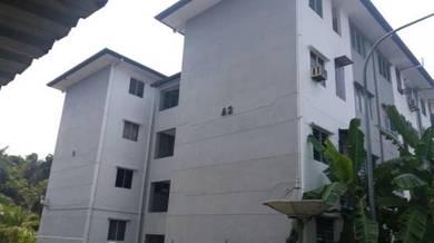 100% lon , flat Malihah 2nd floor