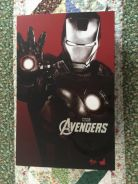 Iron Man Mark VII Hot Toys MMS 185 1/6th Avengers