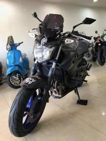 Yamaha XJ6 XJ6N XJ6Diversion