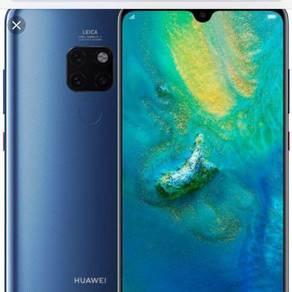 Huawei Mate 20 Midnight Blue 6gb ram 128gb storage