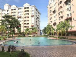 1K deposit full loan ground floor perdana villa taman sentosa klang