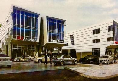 3 Story Semi-D Business Hub Showroom Warehouse office Kota Samarahan