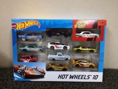 Hotwheels 10pack