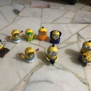 Set of Minions Toys for Sales