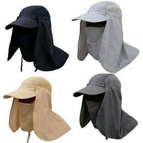 Topi Tutup Muka Dan Leher Serba Guna