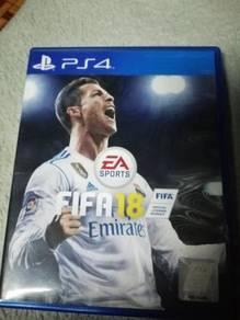 Fifa 18 PS4 Gamed