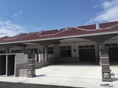 New^Rumah teres murah tinggal 1 shj ,cepat habis jual