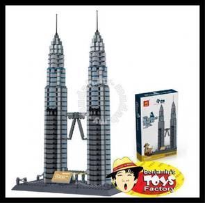 Malaysia - KLCC Twin /Petronas Towers