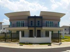 [ 0% Downpayment ] New Freehold Luxury Semi D For Sell In Semenyih
